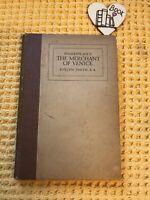 The Merchant of Venice Smith, E. ed. 1938 , Evelyn Smith , William Shakespeare