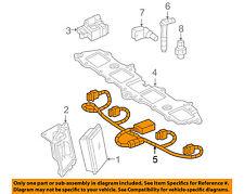 GM OEM-Ignition Spark Plug Wire Set 12579355