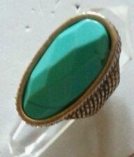 Jade&Jasper Ring Türkis Gold Gr.7