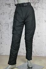 Ixs Pantalones Moto,Pantalones Textiles,Mujer- Manguera Negro Tamaño de MUJER