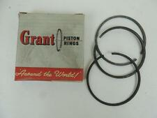 NOS Grant Triumph T20 Tiger Cub Motorcycle Piston Rings W1444