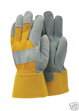 Town & Country Essentials General Purpose Leather Gloves Large TGL409