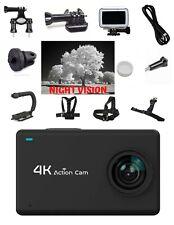 Paranormal Night Vision Camera 4k Kit Wifi Facebook Live Sony Sensor