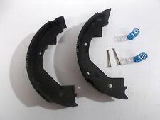 """12"""" x 2.25"""" Electric Trailer Brake Shoe Lining One Wheel fits Dexter Fayette"""