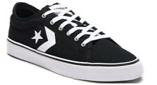 CONVERSE STAR REPLAY OX CANVAS LOW TRAINERS SPORTS MEN SHOES BLACK SIZE 13 NEW