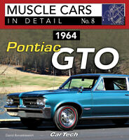 1964 Gto Pontiac In Detail Book Numbers Codes Options History