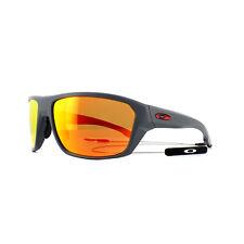 Neues AngebotOakley Sonnenbrille SPLIT Shot oo9416-08 matt Heather Grau Prizm Ruby Polarisiert