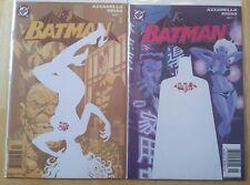 Batman #620 #621 Broken City DC comic 2003 1st Print VF/NM 9.2