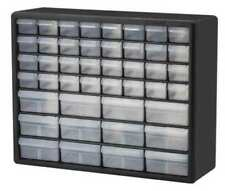 AKRO-MILS 10144 Drawer Bin Cabinet, 6-3/8 In. D, 20 In. W