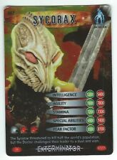 Doctor Who Battles In Time Card 067 Sycorax Super Rare Good- Condition