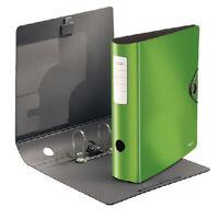 Leitz Ordner Active Solid A4, 82mm, Polyfoam / PP, hellgrün, 10471050