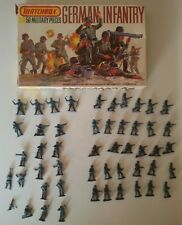 Matchbox P-5003 WWII German Infantry 1/76 Serie completa 50 pz con scatola