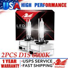 2x 6000K White D1S D1R D1C OEM HID Xenon Headlight For Cadillac Escalade ESV EXT