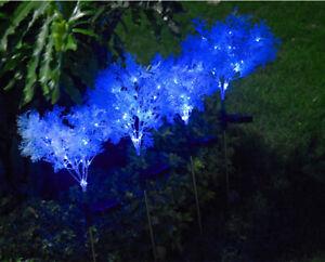2Pcs Garden Led Solar Rime Light Yard Villa Waterproof Decoration Lawn Lamp