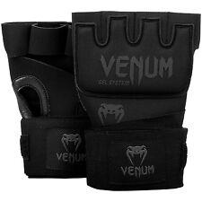 Venum Kontact Gel Wrap Adult Hand Wraps Gloves Black Protection Boxing Kick MMA