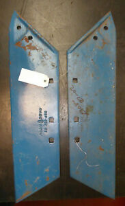 RABE PLOUGH PARTS SHARE LEFT HAND & RIGHT HAND 27082701 & 2  (NEW OLD STOCK)