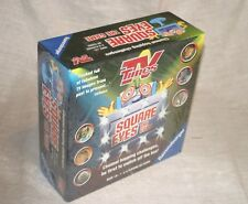 TV TIMES SQUARE EYES Board Game Complete sealed minor box damage Quick