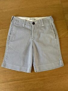 Genuine Abercrombie Boys Chino Style Shorts Good Condition! Age 10 Years