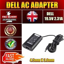 DELL XPS 15 (9550) LAPTOP 45W AC ADAPTER CHARGER POWER SUPPLY UK SHIP