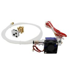 V6 J-head Hotend With Fan And Tube+volcano Kit For Makerbot Reprap Printer 3D