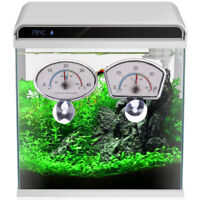 Aquarium Fish Tank Temperature Thermometers Digital & Analogue Stick On °C & JC