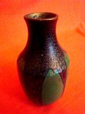 petit vase en céramique époque début 20éme