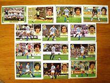EDICIONES ESTE LIGA 84/85 - LOTE DE 13 CROMOS REAL SOCIEDAD (con fichaje)