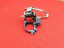 Shimano Deore LX FD-M570 Front Derailleur 31.8mm Silver top pull perfect cond