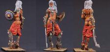 tin toy soldiers ELITE painted  Girl 80mm Ra'eesah Desert's Guard1