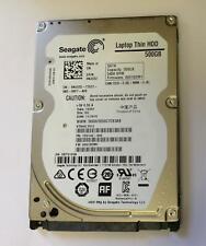 HDD 500GB 500 Go ST500LT012 Seagate NJG52 1DG142-540 SATA 2.5 Disque Dur Lecteur