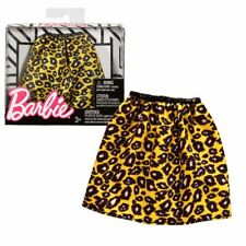 Rock Leopardenlook | Barbie | Mattel FPH28 | Trend Mode Puppen-Kleidung