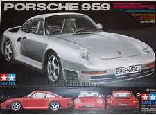 Maquette Porsche 959 1/24 Tamiya 24065