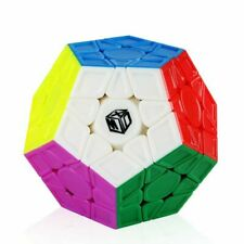 Qiyi Galaxy V2 new Cube Sculpted Stickerless Dodecahedron Speed Magic Twist