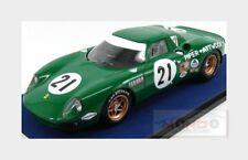 Ferrari 250Lm 3.3L V12 Piper Racing #21 Le Mans 1968 LOOKSMART 1:18 LS18LM08