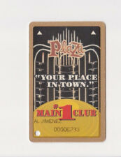 Players Slot Club Rewards Card Plaza Main #1 your place in town Las Vegas Casino