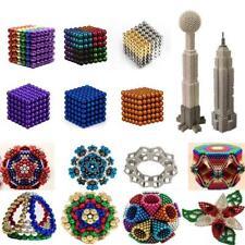 3mm/5mm 216pcs imán Balls Magic beads 3d puzzle Sphere magnetic imán balas