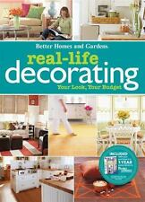 NEW - Real-Life Decorating (Better Homes and Gardens Home)