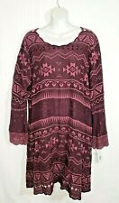 Johnny Was NEW Avery Eyelet Embroidered Dress Boho Chic C32819-8 FREE SHIPPING!