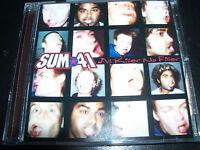 Sum 41 All Killer No Filler CD - Like New