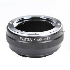 FOTGA Minolta MD MC Lens to NEX Adapter for Sony E-Mount NEX-3 NEX-7 A7 A7R  A7S