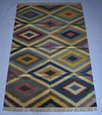Attractive Accent Kilim Rere Cotton Kilim Area Rug For Rug Hand Knotted Rug