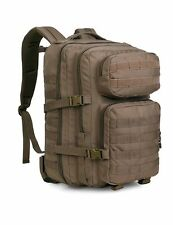 WIDEWAY Military Tactical Backpack 50L Survival Gear Backpacking Large Hydrat...