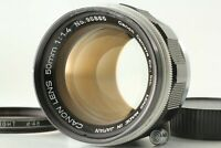 【 EXC+4 】 Canon 50mm f/1.4 Lens L39 Leica Screw Mount LTM For 7 7S P from JAPAN