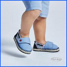 Mayoral scarpe da bambino in tela espadrillas per bimbo con strappo primi passi