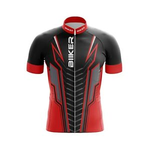 Men Jersey Bicycle Sportswear Top Cycling Clothing Short sleeves Jet jersey