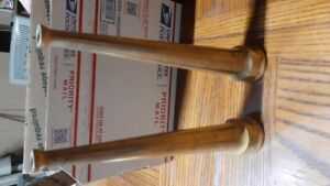 Vintage Brass Fire Hose Nozzle Lot of 2 8 Inch