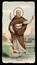 santino-holy card*S.CALOGERO ER.