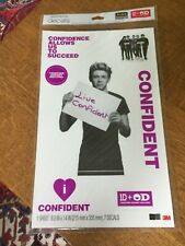 1D One Direction Decals by Scotch featuring Niall Horan unopened anti-bullying
