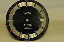 Quadrante Omega co-axial de ville chronometer