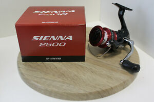 Shimano Sienna 2500 / 4000 Angelrolle